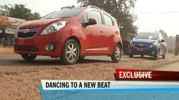 Video : CNB Exclusive: Chevrolet Beat review