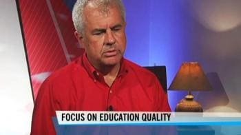 Video : The growing demand for secondary education