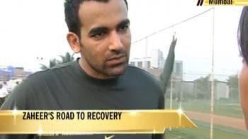 Video : Zaheer confident of Team India's comeback