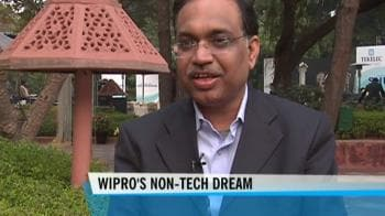 Video : Wipro on the prowl for global acquisitions