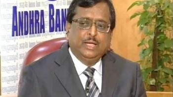 Video : No decision on raising rates yet: Andhra Bank