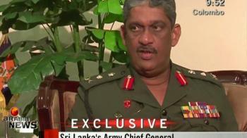 Video : West tried to save Prabhakaran: Lankan army chief