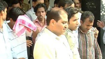 Video : Chhota Shakeel's men sent to police custody