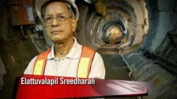 Video : Birthday shock for Sreedharan