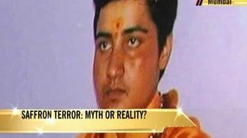 Video : Saffron terror: Myth or reality?