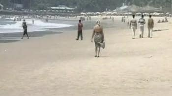 Video : 9-yr-old Russian girl sexually abused in Goa