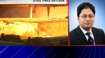 Video : Raw material costs to push steel prices: VISA Steel