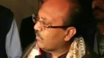 Video : New blow in Amar Singh vs Mulayam