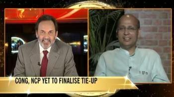 Video : Singhvi on Maharashtra polls