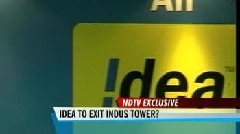 Video : Idea to sell Indus Towers stake