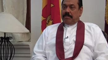 Video : Will hold dialogue with new leaders: Rajapaksa to NDTV