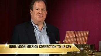 Video : US spy worked with India's Moon Mission