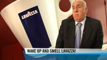 Video : Italy's Lavazza bets big on Indian market