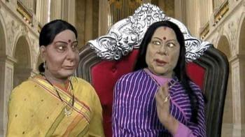 Video : BJP tries to persuade Vasundhara to resign