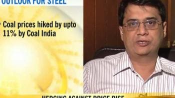 Video : Outlook for steel
