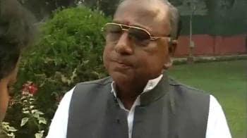 Video : Hyderabad has to be part of Telangana: Hanumantha Rao