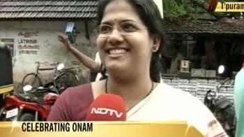 Video : Celebrating Onam