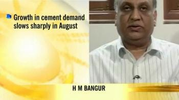 Video : Monsoon impact on cement sales