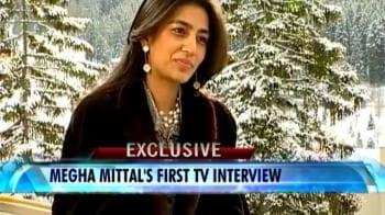 Video : Megha Mittal at Davos