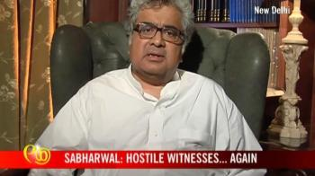 Video : We need witness protection programs: Harish Salve