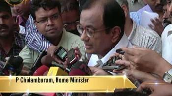 Video : Chidambaram: No good news yet