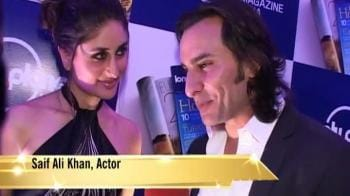 Video : Saif reacts to Padma awards controversy