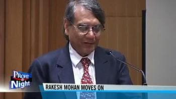 Video : The candid side of Rakesh Mohan