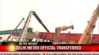 Video : Metro removes Project Director