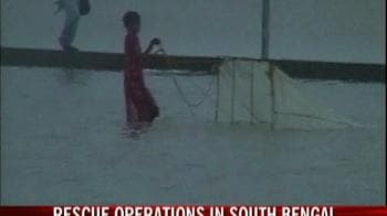 Video : Rescue operations on in south Bengal