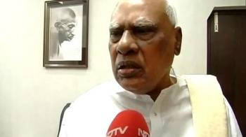Video : 'No resolution on Telangana in assembly'