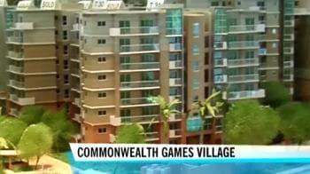 Video : Commonwealth Games Village