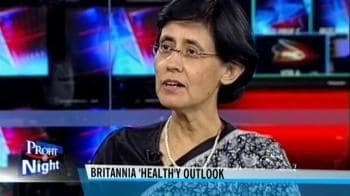 Video : Britannia on growth strategy