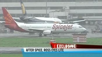 Video : After Spice, Ross eyes JetLite
