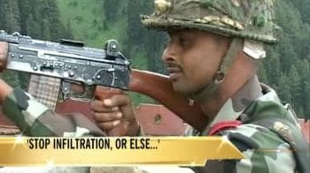 Video : Indian Army chief's warning to Pakistan