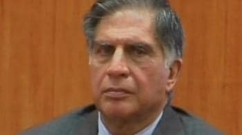 Video : Tata pulled up for delay