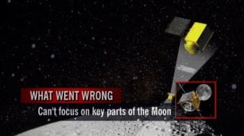 Video : Chandrayaan in trouble