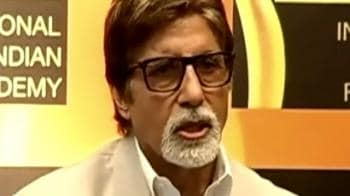 Video : Twitter does not excite Big B