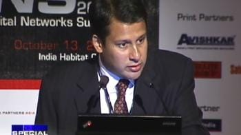 Video : The 5th India Digital Networks Summit 2009