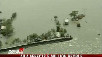 Video : Aila should be national calamity: Buddha