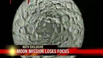Video : Chandrayaan crippled, but working