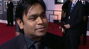 Video : Rahman ecstatic after Grammy win