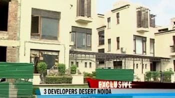 Video : Noida woes for realty firms