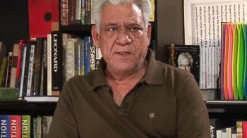 Video : Om Puri speaks about controversy over his biography