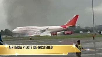 Video : Air India fire: Pilots off roster for now