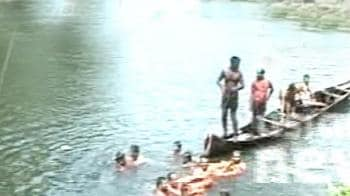 Video : 6 dead, many missing after Kerala bus falls into river