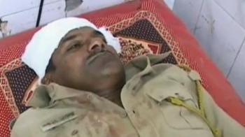 Video : BSF jawan killed in Vadodara