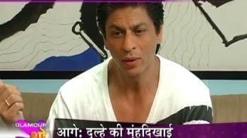Videos : SRK nervous prior to MNIK's release