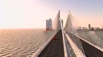 Video : Bandra-Worli sea link finally complete