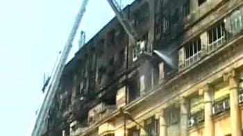 Video : Kolkata fire: 24 dead; two caretakers arrested