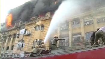 Video : Kolkata fire: Building was death trap